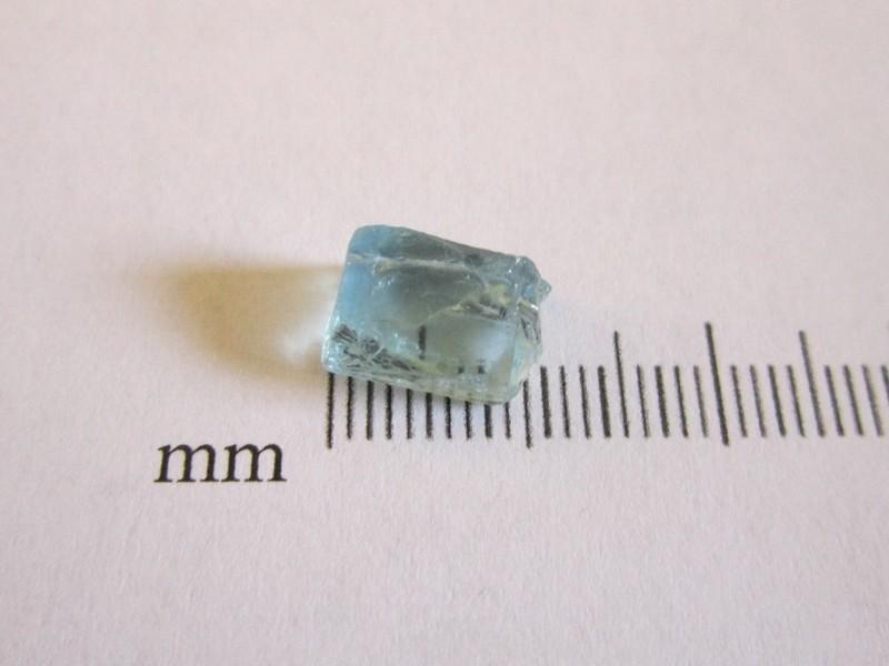 Aquamarine Zambia 4.19cts