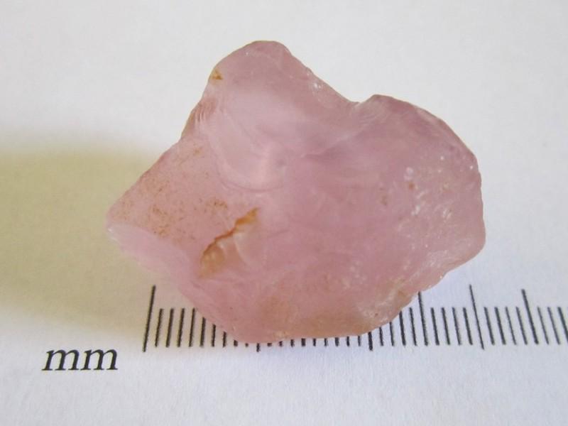 Rose Quartz 74.27cts