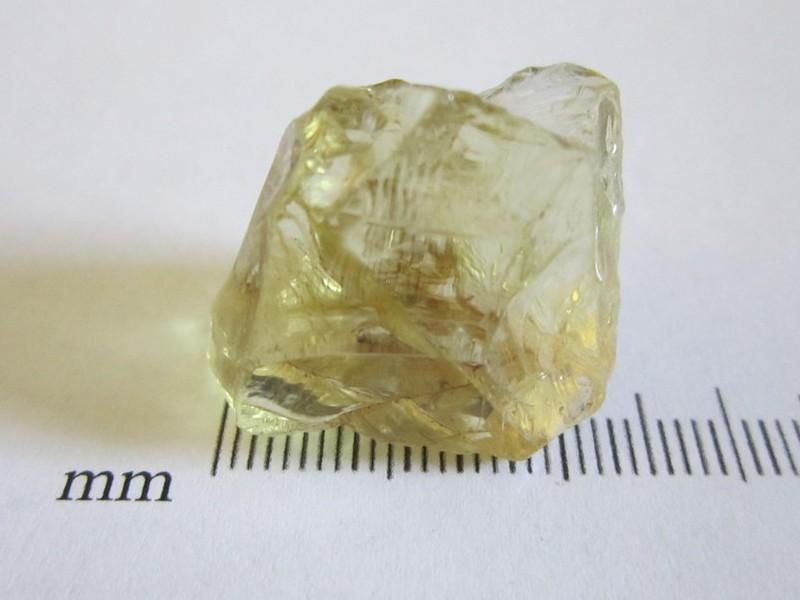 Golden Beryl 55.33cts