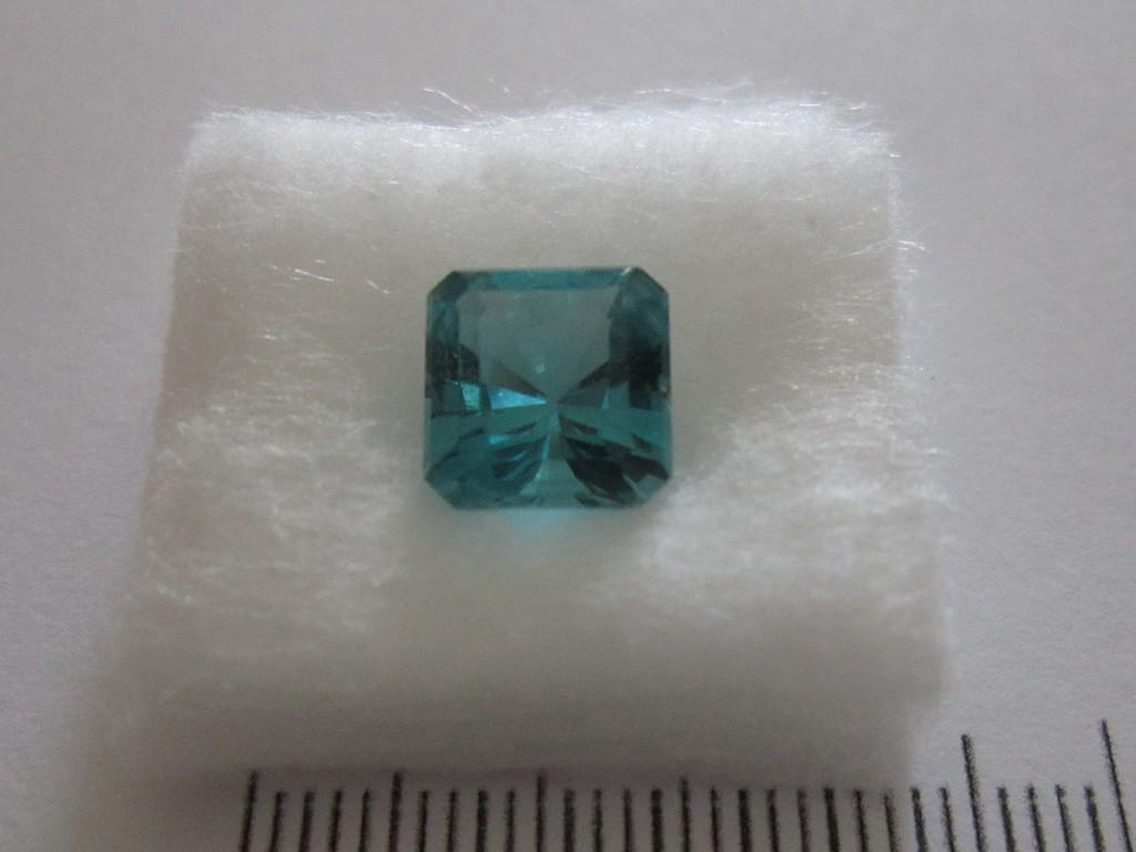 Blue Apatite 3.46cts