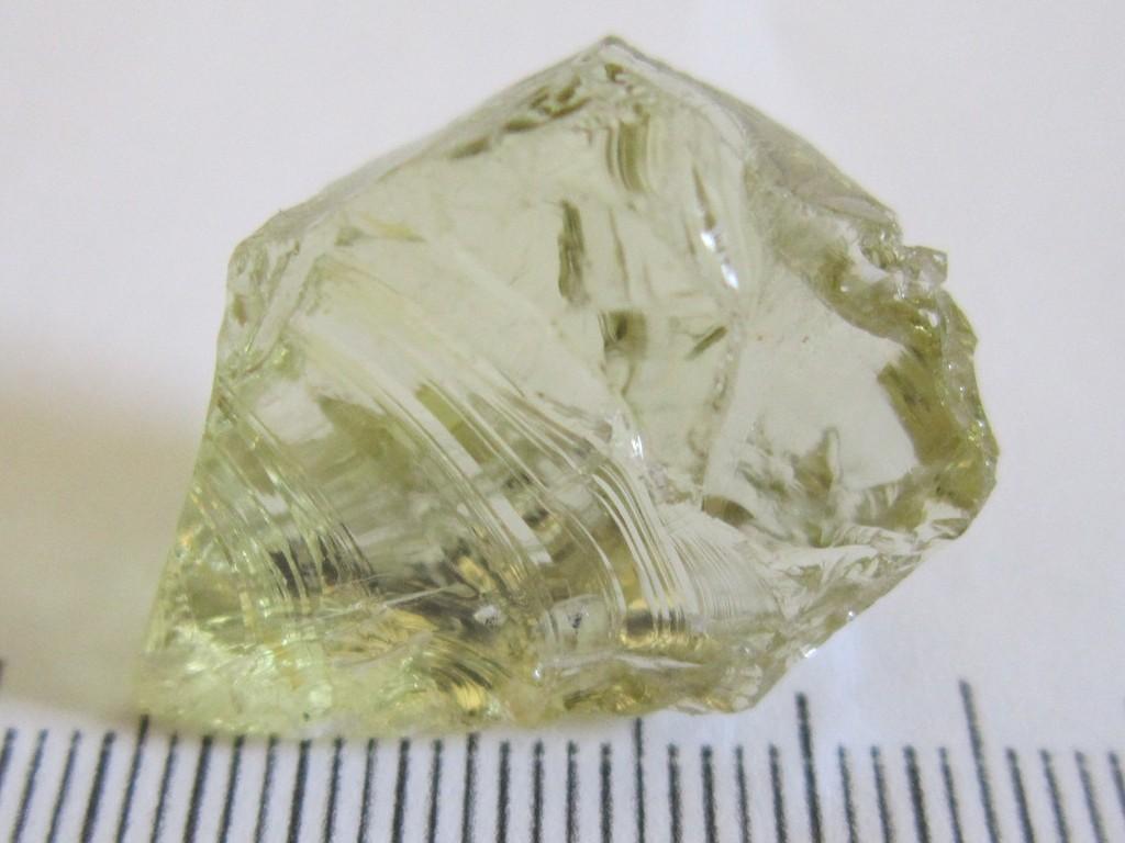 Golden Beryl 40.48cts