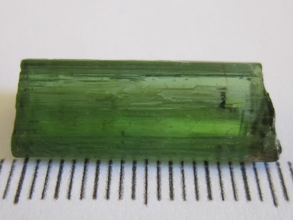 Green Tourmaline 11.04cts