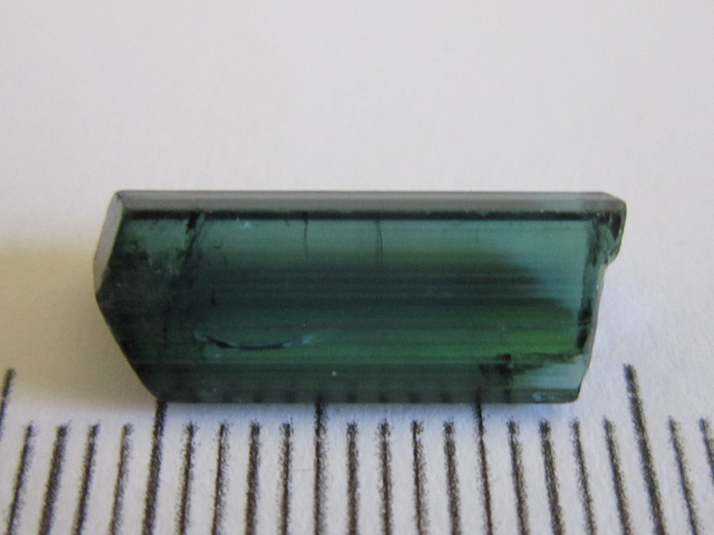 Blue Green Tourmaline 5.13cts