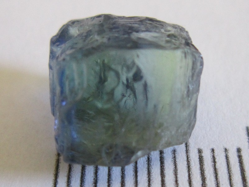 Natural Green Tanzanite 9.06cts