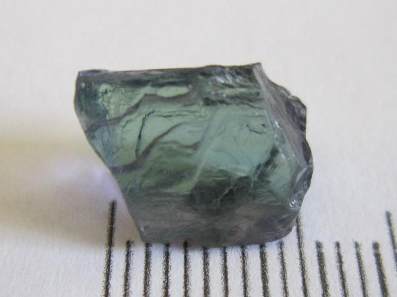 Natural Green Tanzanite 6.59cts