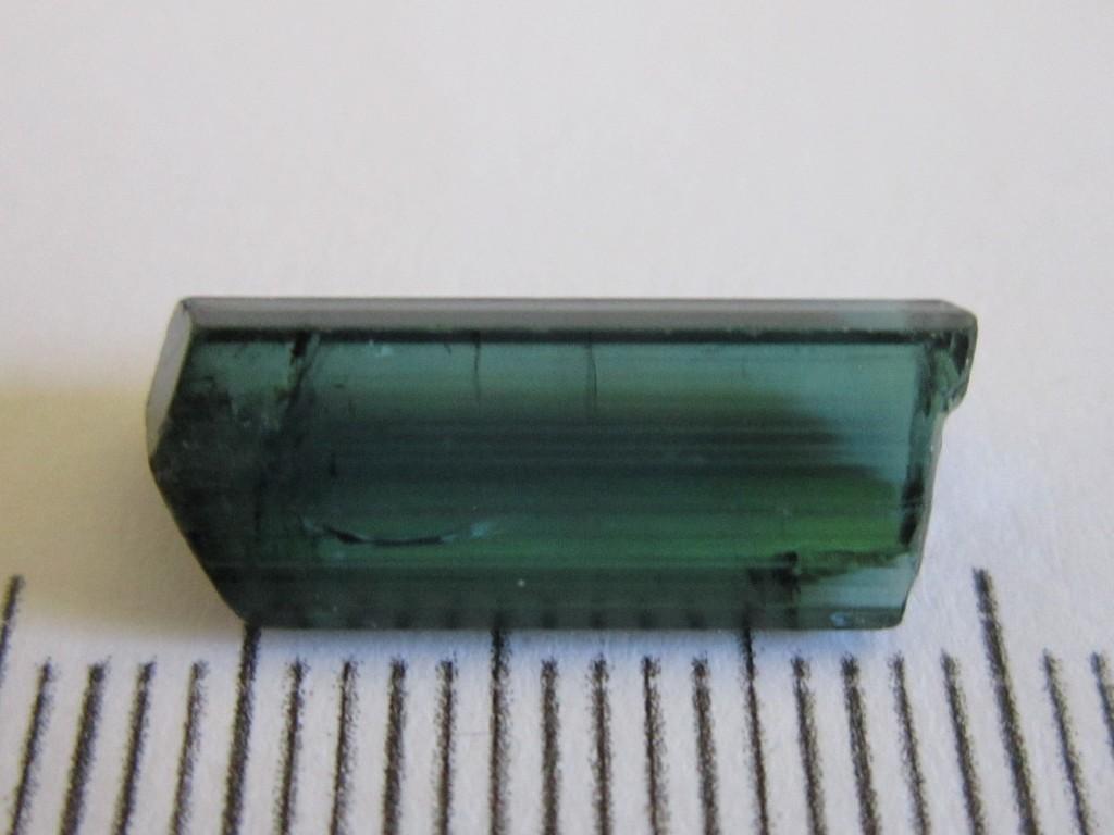 Blue Green Tourmaline 5.13cts