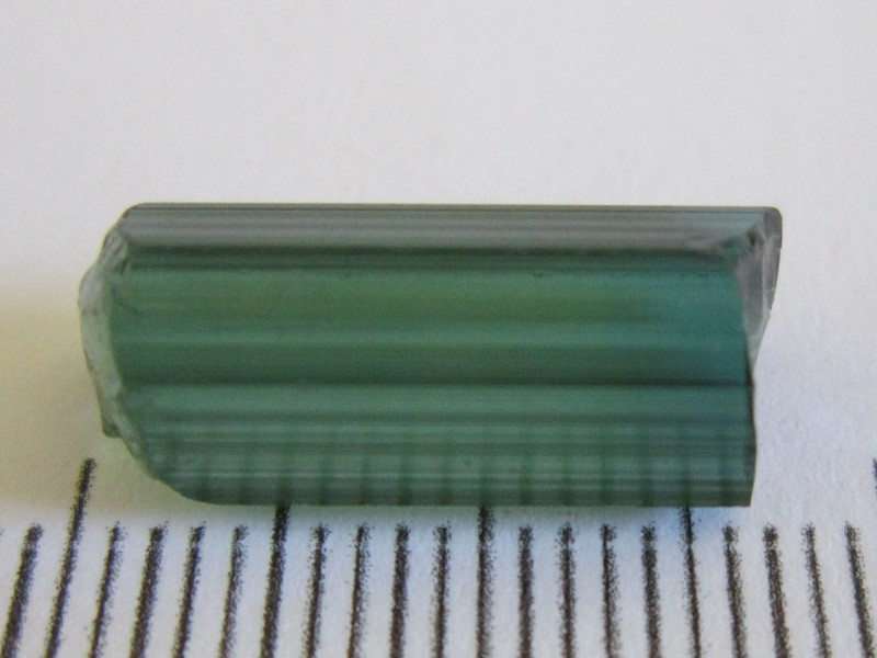 Blue Green Tourmaline 8.88cts
