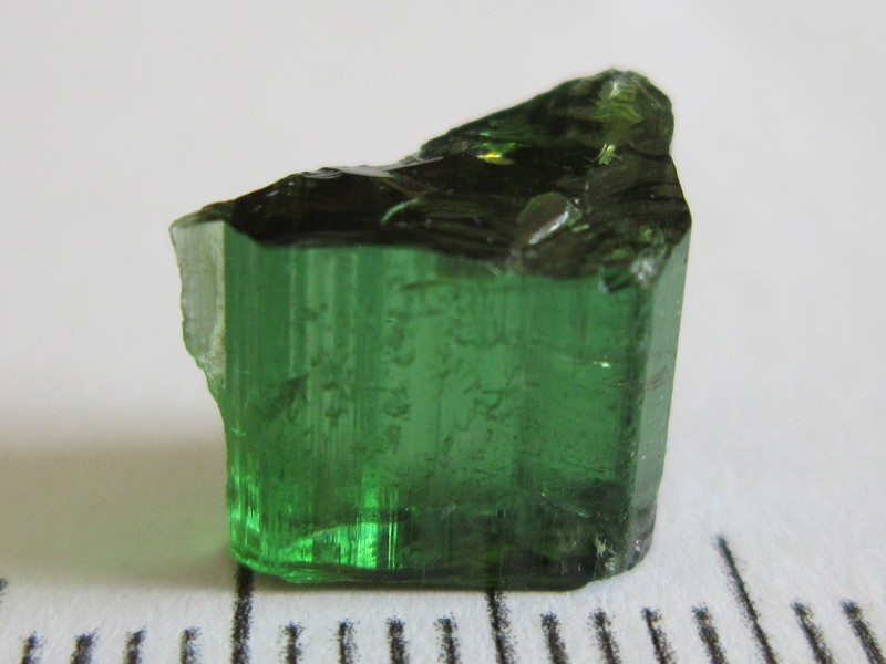 Green Tourmaline 5.50cts