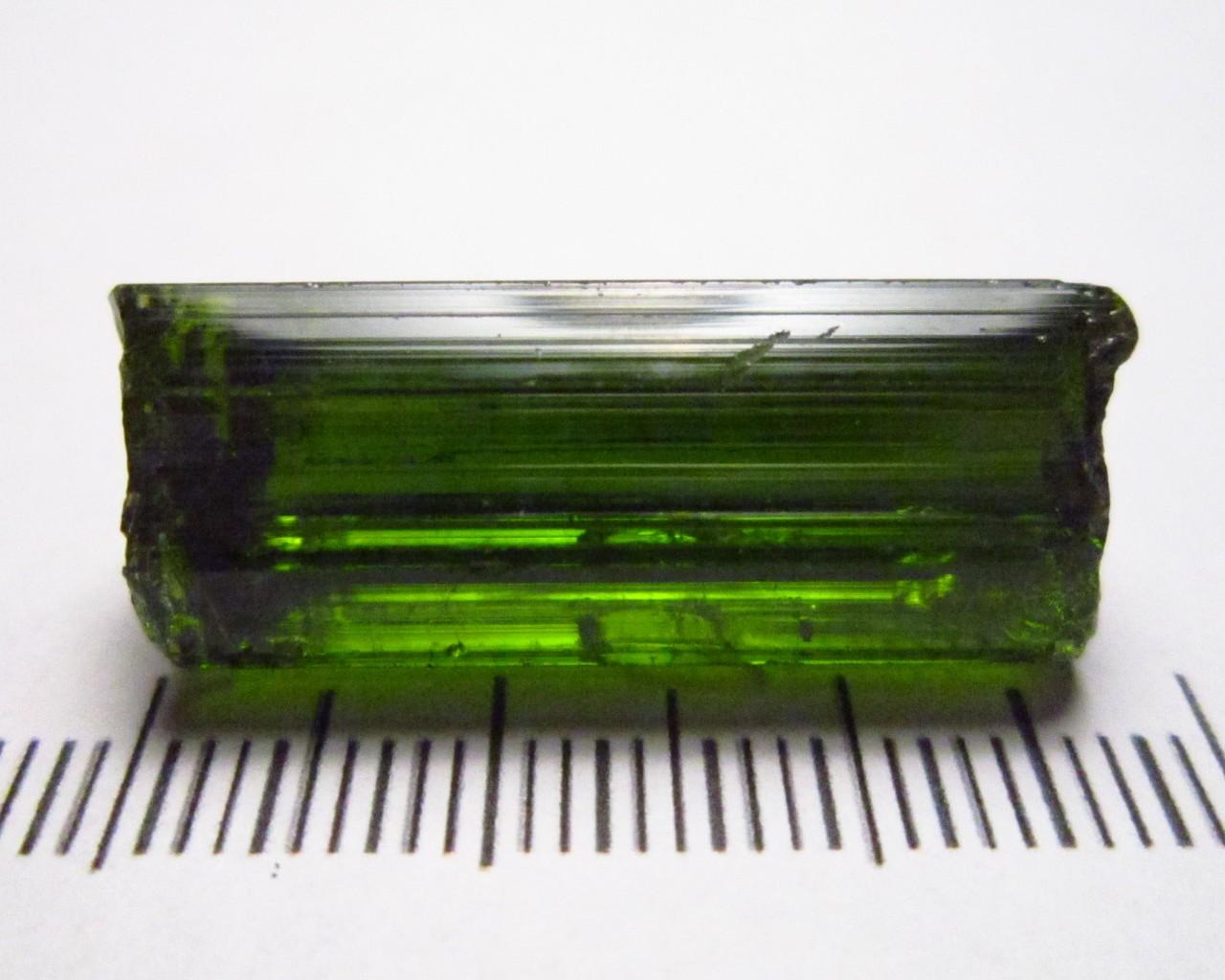 Green Tourmaline 35.74cts
