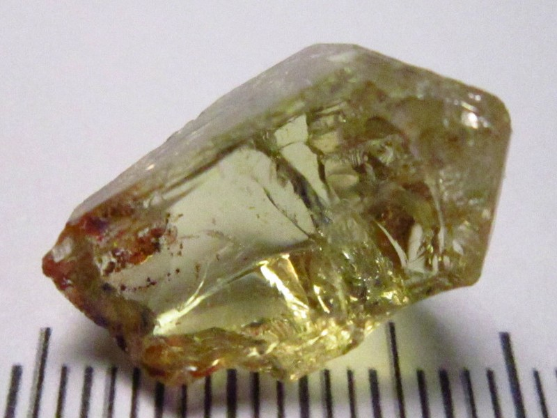Yellow Apatite 14.48cts