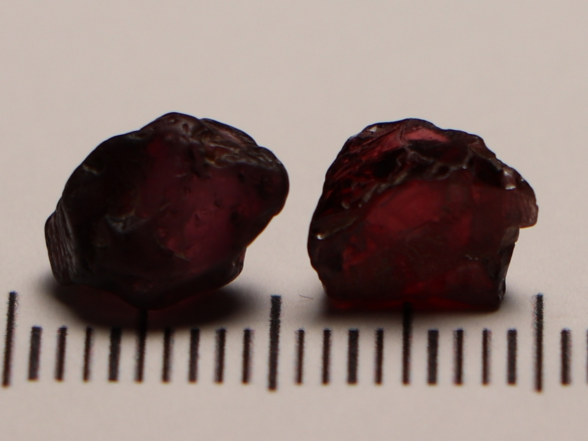 Red/Purple Spinel 5.08cts