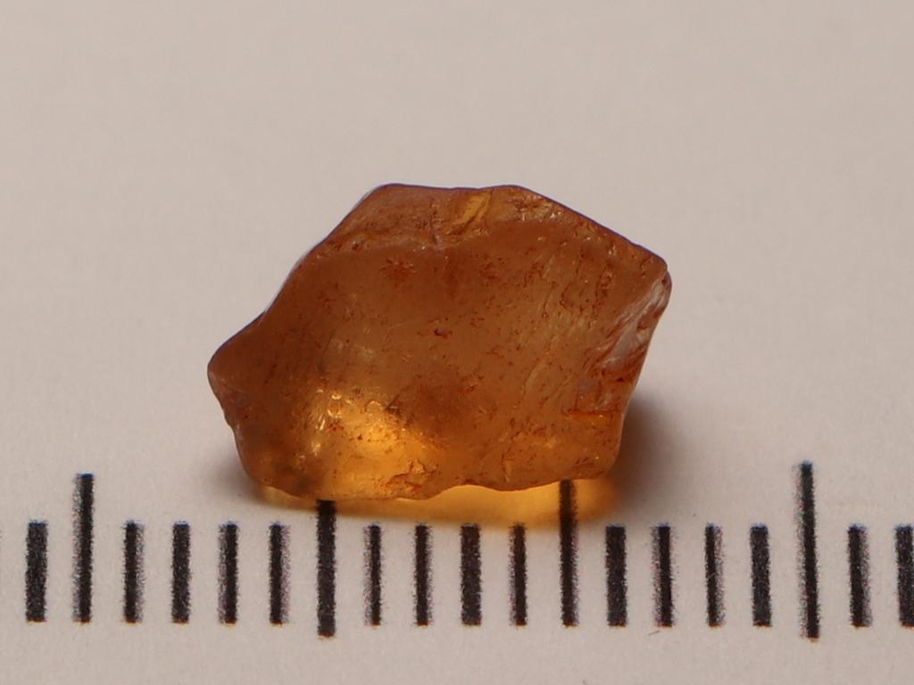 Orange Tourmaline 2.93cts