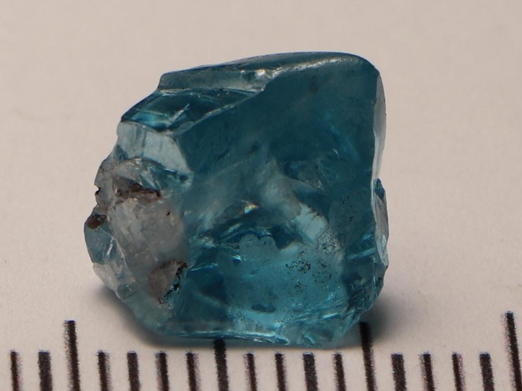 Blue Zircon 7.51cts
