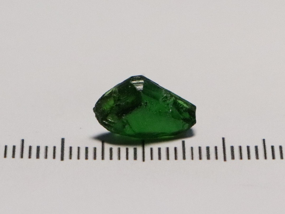 Chrome Diopside 3.68cts
