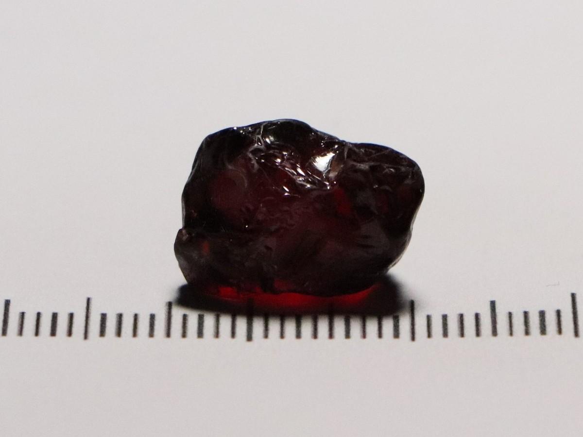 Cherry Rhodolite 15.40cts