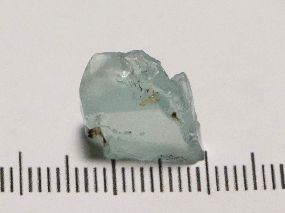 Aquamarine 7.76cts