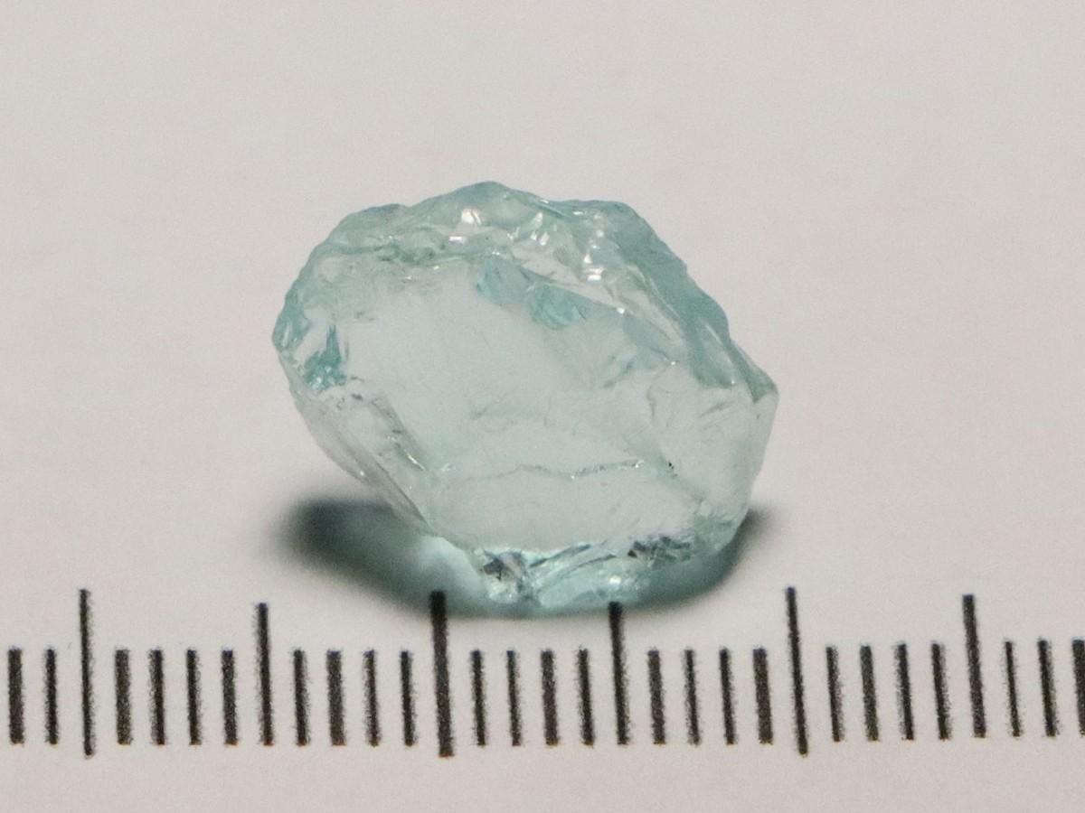 Aquamarine 6.41cts