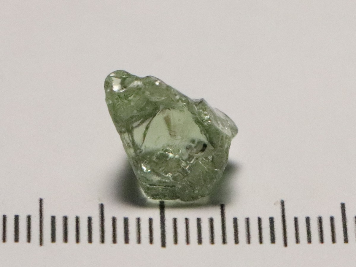 Mint Green Grossular Garnet 9.72cts