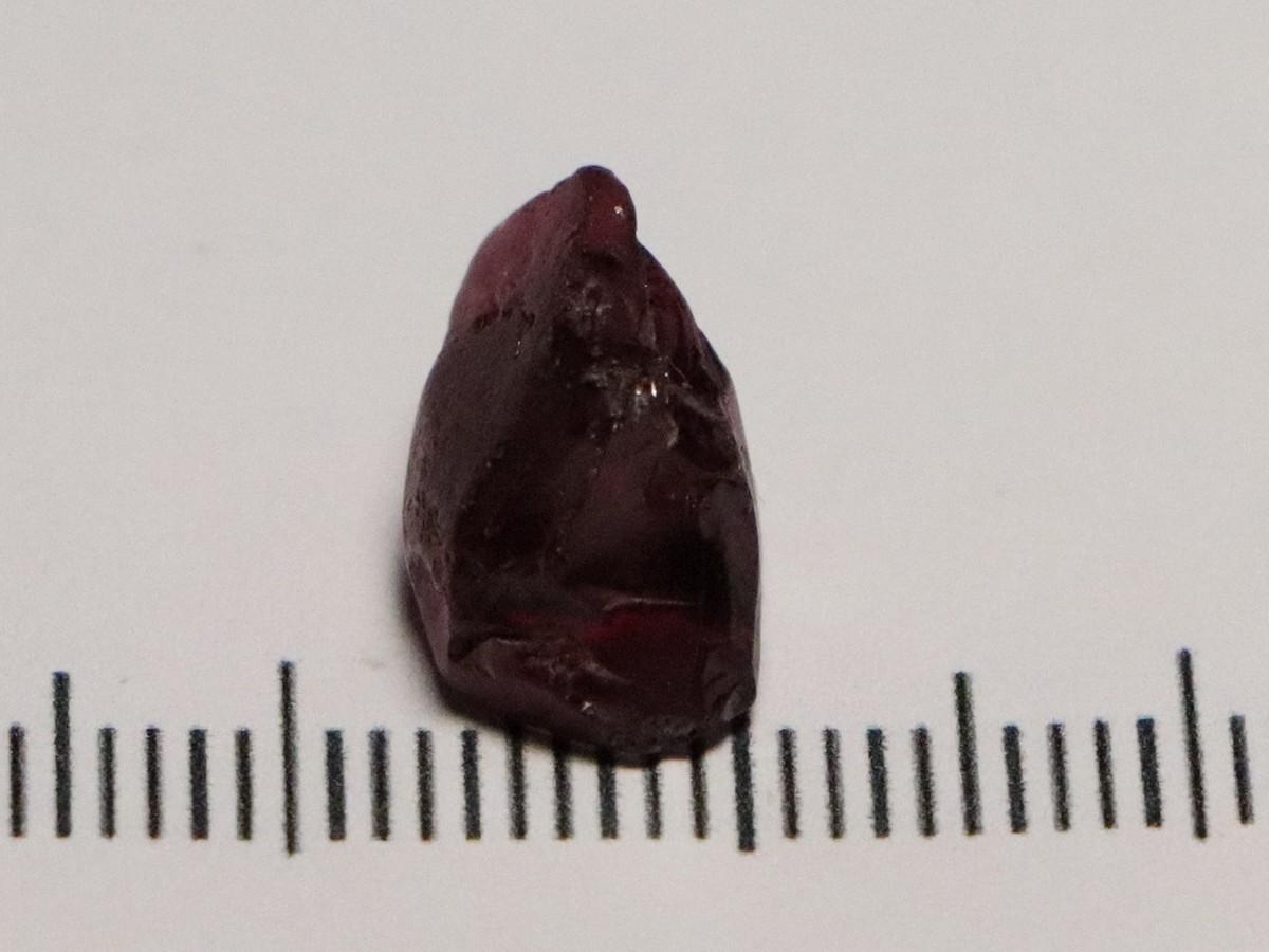 Rhaspberry Rhodolite 7.91cts