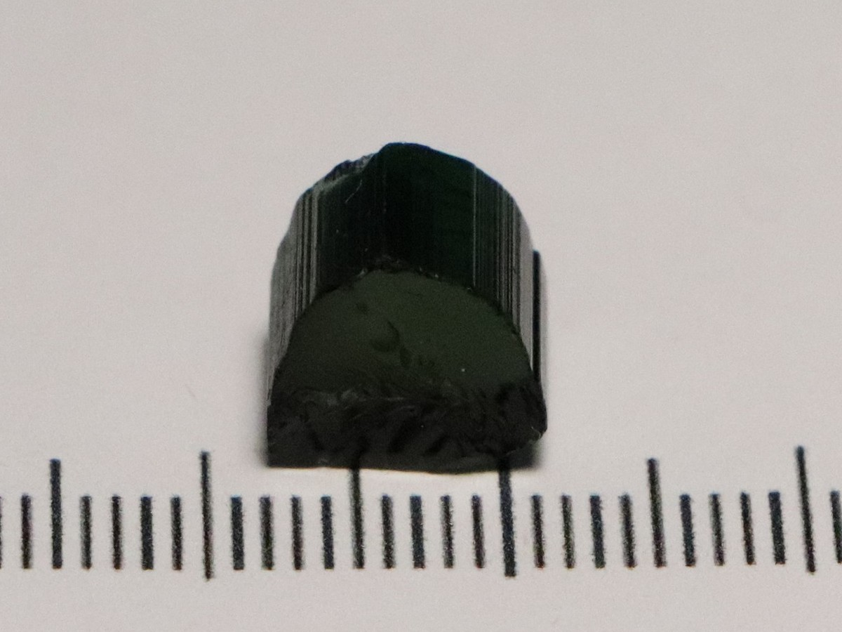 Green Tourmaline 7.17cts