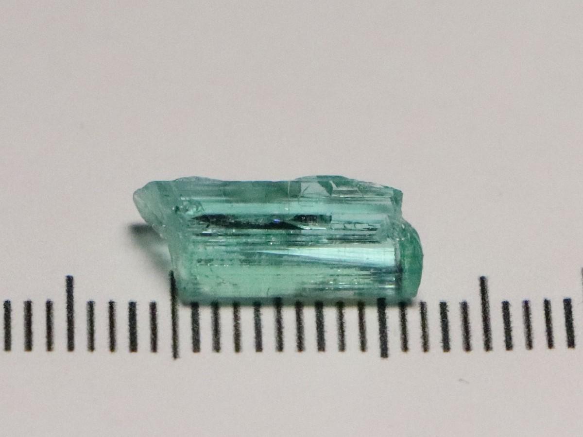 Mint Tourmaline 3.37cts